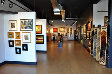 Abbotsford Art Gallery - May 2011