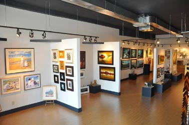 Abbotsford Art Gallery - September 2011